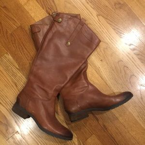Sam Edelman leather boots